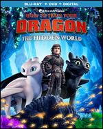 How to Train Your Dragon: The Hidden World [Includes Digital Copy] [Blu-ray/DVD] - Dean DeBlois