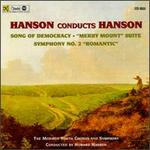 Howard Hanson Conducts Hanson