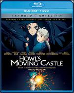 Howl's Moving Castle [Blu-ray/DVD] [2 Discs] - Hayao Miyazaki
