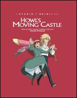 Howl's Moving Castle [SteelBook] [Blu-ray/DVD] - Hayao Miyazaki