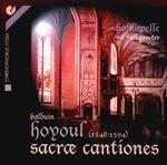 Hoyoul: Sacræ Cantiones