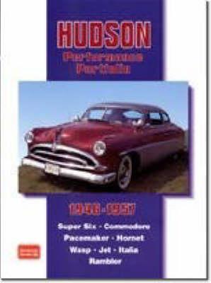 Hudson 1946-1957 Performance Portfolio - Clarke, R M