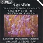 """Hugo Alfvén: Dala Rhapsody; Symphony No. 3; """"Den förlorade sonen"""" Suite"""