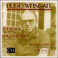Hugo Weisgall: Two Operas and Two Song Cycles - Aeolian Chamber Players; Albert Regni (clarinet); Albert Regni (saxophone); Carolyn Heafner (soprano);...