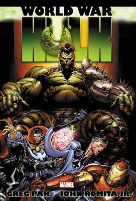 Hulk: World War Hulk Omnibus - Pak, Greg (Text by), and David, Peter (Text by), and Parker, Jeff (Text by)