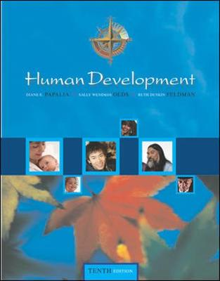 Human Development with Lifemap CD-ROM and Powerweb - Papalia, Diane E, and Olds, Sally Wendkos, and Feldman, Ruth Duskin