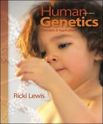 Human Genetics: In the Family: Concepts and Applications - Lewis, Ricki, Dr.