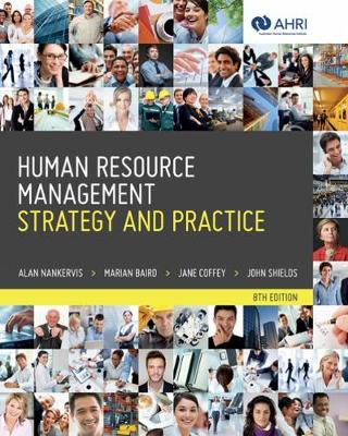 Human Resource Management: Strategy and Practice - Delamar, Penny, and Ferrante, Joan, and Nankervis, Alan