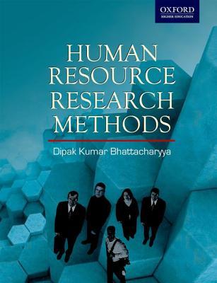 Human Resource Research Methods - Bharracharyya, Dipak Kumar