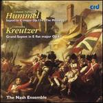 Hummel: Septet in C major Op. 114 (The Military); Kreutzer: Grand Septet in E flat major Op. 62