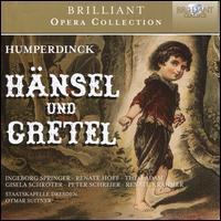 Humperdinck: Hänsel und Gretel - Gisela Schroter (vocals); Ingeborg Springer (vocals); Peter Schreier (vocals); Renate Hoff (vocals); Renate Krahmer (vocals);...