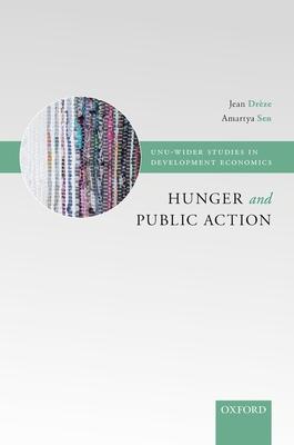 Hunger and Public Action - Dreze, Jean