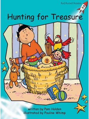 Hunting for Treasure: Level 2: Fluency - Holden, Pam