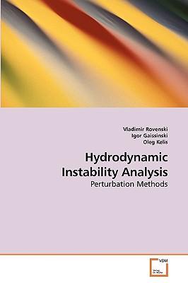 Hydrodynamic Instability Analysis - Rovenski, Vladimir