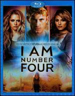 I Am Number Four [Blu-ray]