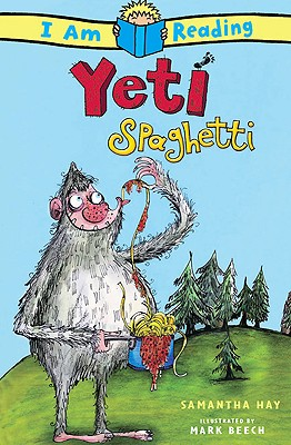 I Am Reading Yeti Spaghetti - Hay, Samantha