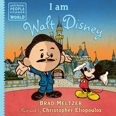 I Am Walt Disney - Meltzer, Brad