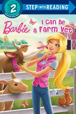 I Can Be a Farm Vet (Barbie) - Jordan, Apple