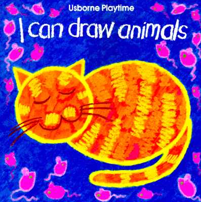 I Can Draw Animals - Gibson, Ray