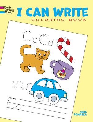 I Can Write - Pomaska, Anna