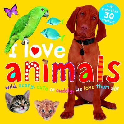 I Love Animals - Priddy, Roger