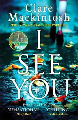 I See You - Mackintosh, Clare