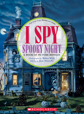 I Spy Spooky Night: A Book of Picture Riddles - Marzollo, Jean