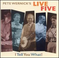 I Tell You What - Peter Wernick