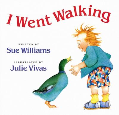 I Went Walking - Williams, Sue