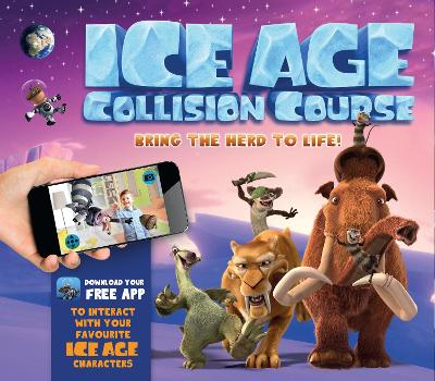 Ice Age Collision Course: Bring the Herd to Life! - Stead, Emily