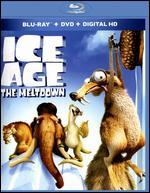 Ice Age: The Meltdown [Blu-ray/DVD] [ 2 Discs]