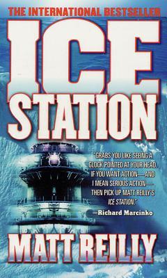 Ice Station - Reilly, Matthew