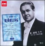 Icon: Jussi Björling Sings Verdi, Puccini, Leoncavallo, Opera Arias, Lieder & Songs, Swedish Folk Songs [Box Set]