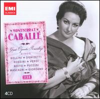 Icon: Montserrat Caballé - Agostino Ferrin (bass); Alexis Weissenberg (piano); Alfredo Kraus (tenor); Astrid Varnay (soprano); Bernabe Marti (tenor);...