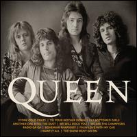 Icon - Queen