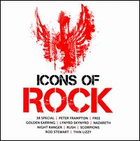 Icons of Rock - Various Artists