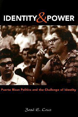 Identity and Power PB - Cruz, Jose