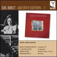 Idil Biret Archive Edition, Vol. 3 - Idil Biret (piano)