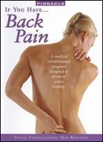 If You Have... Back Pain: Spinal Stabilization Mat Routine