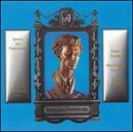 Ignazy Jan Paderewski: Piano Works, Vol. 1