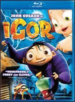 Igor [Blu-ray] [French]