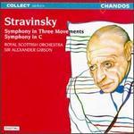 Igor Stravinsky: Symphony In C/Symphony In Three Movements