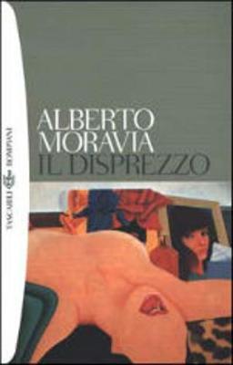 Il disprezzo - Moravia, Alberto