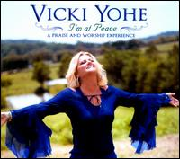 I'm at Peace: A Praise and Worship Experience - Vicki Yoh'e