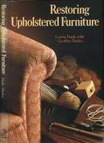 Restoring Upholstered Furniture