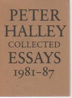 Collected Essays 1981-1987