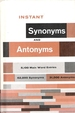 Instant Synonyms and Antonyms