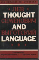 Thought and Language (Hanfmann and Vakar, Trans. )