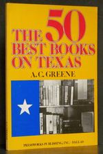 The 50 Best Books on Texas