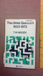Ulster Question, 1603-1973